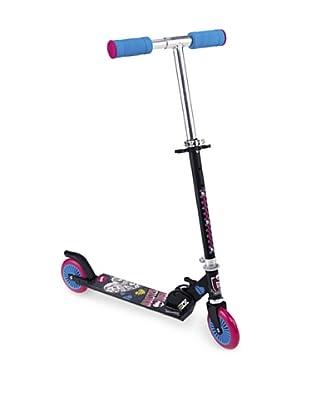 Kidzcorner Scooter aluminio plegable Monster High