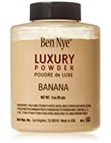 Ben Nye Banana Luxury Powder 85gm/3 oz New