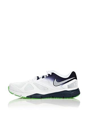 Nike Zapatillas Nike Dual Fusion Tr Iv (Blanco / Marino / Verde)