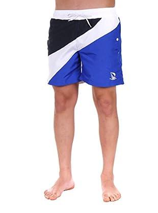Giorgio Di Mare Bañador Horatio (Azul Marino / Blanco)