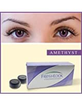 Pair of Freshlook Colorblends Contact Lenses - Amethyst