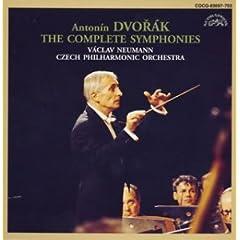 CD ノイマン指揮チェコ・フィル ドヴォルジャーク:交響曲全集の商品写真