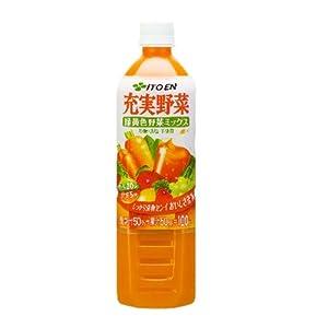 【クリックで詳細表示】充実野菜 緑黄色野菜ミックス 930mlPET12本: 食品・飲料・お酒 通販