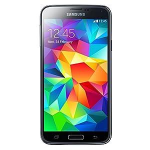 Samsung Galaxy S5 (Charcoal Black), 16GB