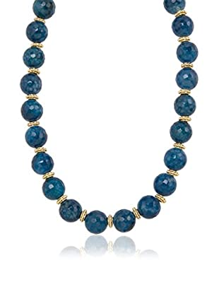 ETRUSCA Halskette  blau
