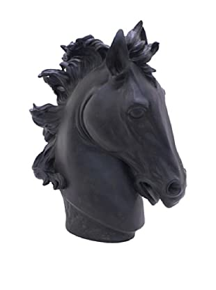 Three Hands Horse Head Figurine