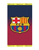 FCBarcelona Blue Red Towel