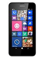 "Nokia Lumia 635 ""Cortana"" 8GB Unlocked GSM 4G LTE Windows 8.1 Quad-Core Smartphone - Black"