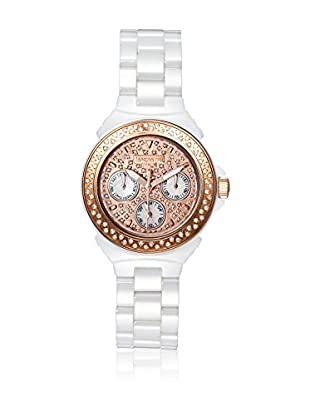 Lancaster Reloj de cuarzo Woman Ceramic Diamonds Pavé 33.0 mm