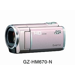 Victor 32GBフルハイビジョンメモリームービー HM-670