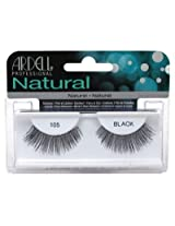 Ardell Fashion Lashes #105 Black (6 Pack)