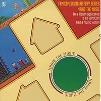 ファミコン サウンドヒストリーシリーズ「マリオ ザ ミュージック