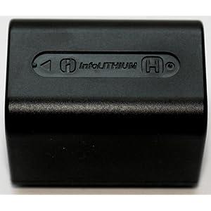 SONY リチャージャブルバッテリーパック NP-FH60