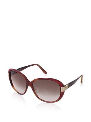 Chloé Women's CL2211 Sunglasses, Tortoise/Red