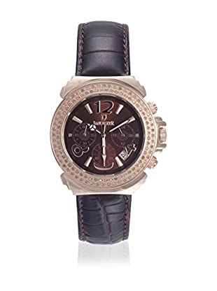 LANCASTER Uhr mit Miyota Uhrwerk Woman Pillo Chrono Rosé 40 mm