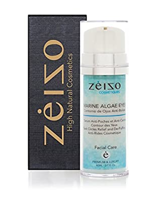 Zeizo Serum Contorno De Ojos Antibolsas Con Algas Marinas