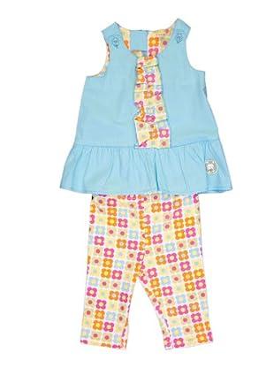 Tuc Tuc Vestido y Legging (Multicolor)