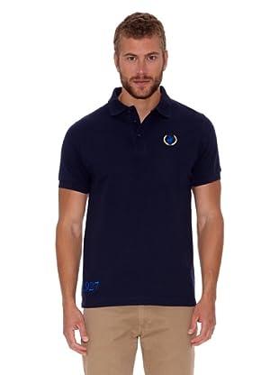 Polo Club Polo Classic Logo Small & Número (Azul Marino)