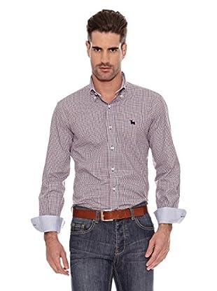 Toro Camisa Micro Cuadros (Multicolor)