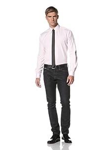 Hermès Men's Dress Shirt (Pink)