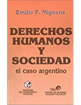 Derechos Humanos y Sociedad: El Caso Argentino