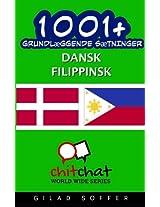 1001+ Grundlaeggende Saetninger Dansk - Filippinsk