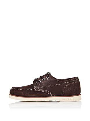 Sebago Zapato Deportivo (Marrón)