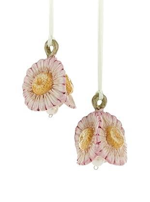 Villeroy & Boch Flower Bells: 2tlg. Set Gänseblümchen