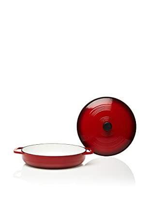 Lodge Color Covered Casserole (Island Spice Red)