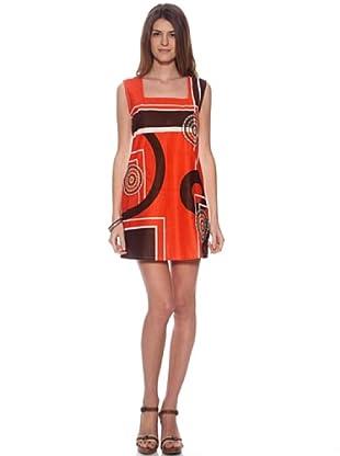 HHG Kleid Boloña (Orange)