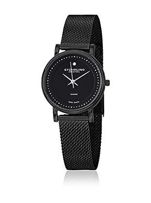 Stührling Original Uhr mit Schweizer Quarzuhrwerk Lady Casatorra Elite 734LM.03 schwarz 29  mm