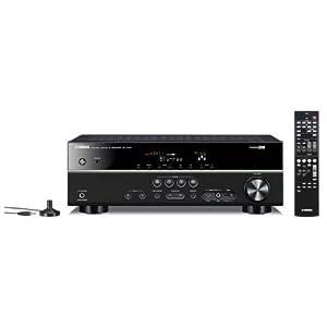 Yamaha - AVR - RX-V373 - AV Receiver