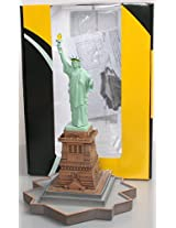 "O Scale 16"" Statue Of Libery With Base"