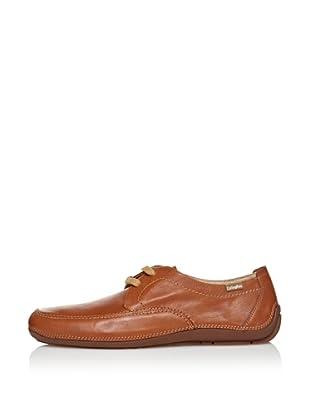 CallagHan Zapatos Casual Cordones (Cuero)