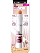 Maybelline New York Instant Age Rewind Eraser Dark Spot Concealer Plus Treatment, Light/Medium, 0.2 Fluid Ounce (Pack of 2)