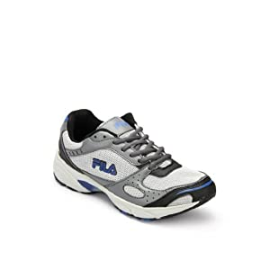 Fila Grace Grey Running Shoes