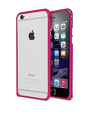 Unotec Bumper Pro Aluminio iPhone 6 Rosa