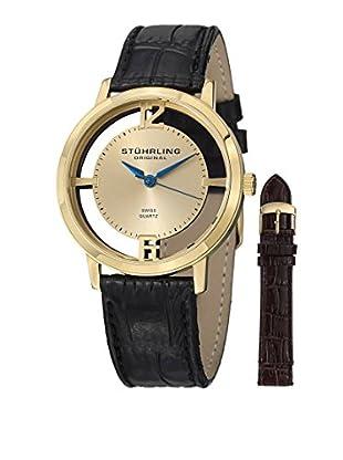 Stührling Uhr mit schweizer Quarzuhrwerk 388G2.SET.02 40 mm