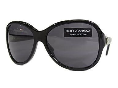 DOLCE&GABBANA ブラックサングラス 0DG-4048-501-87