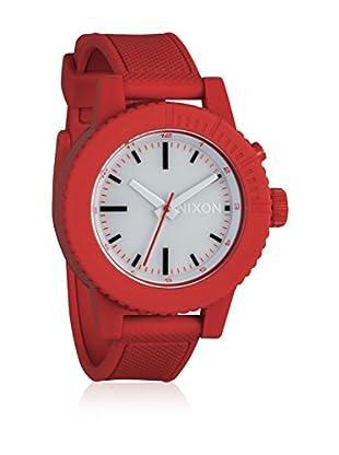 Nixon Uhr mit japanischem Quarzuhrwerk Woman A287-200  38 mm