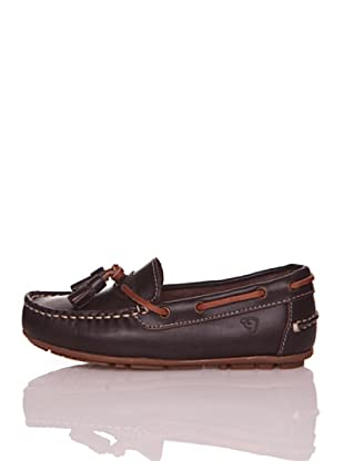 W.A.G Mocasines Caen (Chocolate)