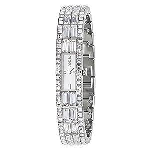 DKNY Analog White Dial Women's Watch - NY3715