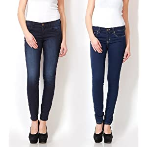 Spike Combo Of Two Women Jeans PL GDN 14 15