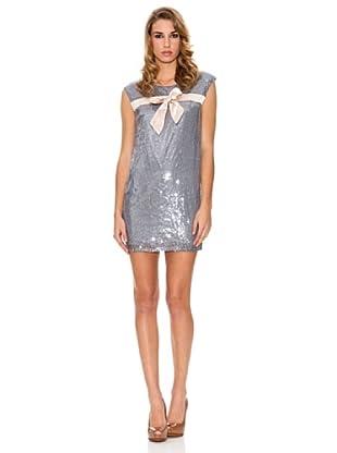 Fornarina Vestido Barbra (plata)