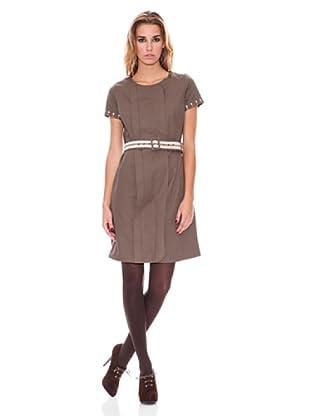 Tonalá Vestido Caramel (Marrón)