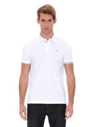 Ellesse Polo Basic (Blanco)