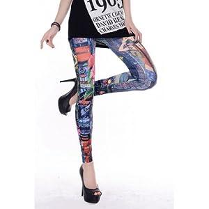 Fashion-forward Jegging