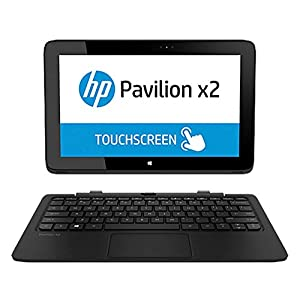 HP Pavilion 11-h110nr 11.6-Inch Detachable 2 in 1 Touchscreen Laptop with Beats Audio