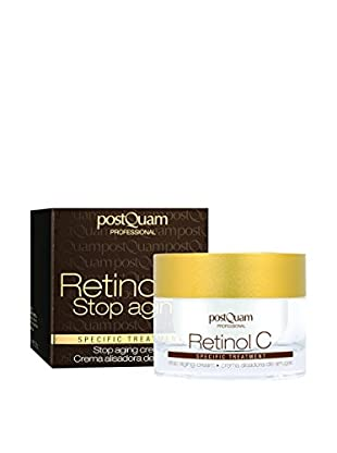 POSTQUAM Gesichtscreme Stop Aging Retinol 50 ml, Preis/100 ml: 31.9 EUR