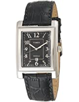Timex Analogue Black Dial Men's Wristwatch - T2M438
